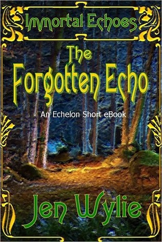 The Forgotten Echo by Jen Wylie