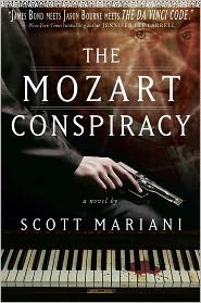 The Mozart Conspiracy by Scott Mariani