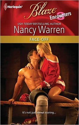 Face-Off (Harlequin Blaze)