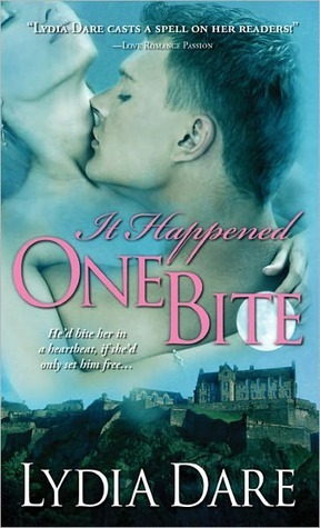 It Happened One Bite by Lydia Dare