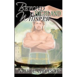 Beyond a Highland Whisper by Maeve Greyson