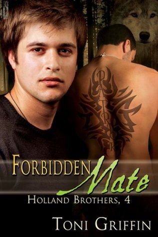 Forbidden Mate (Holland Brothers, #4)