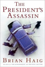 The President's Assassin (Sean Drummond, #5)