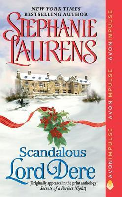 Scandalous Lord Dere by Stephanie Laurens