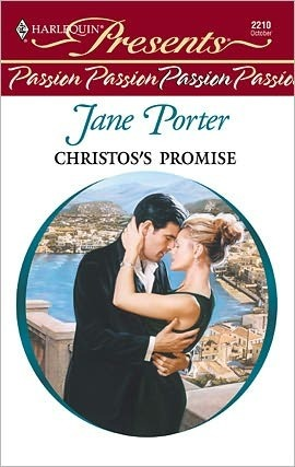 Christos's Promise by Jane Porter