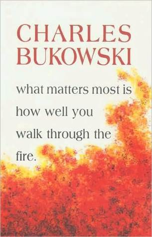 Free download What Matters Most is How Well You Walk Through the Fire CHM