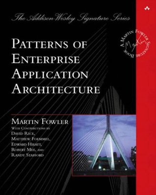 Get Patterns of Enterprise Application Architecture by Martin Fowler ePub
