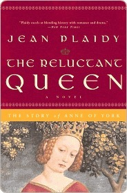 The Reluctant Queen (Queens of England 8)