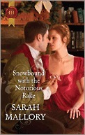 Snowbound with the Notorious Rake by Sarah Mallory