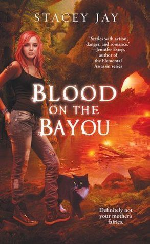 Blood on the Bayou (Annabelle Lee, #2)