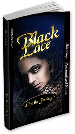 Black Lace by Christine E. Schulze