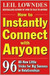 How to Instantly Connect with Anyone (ENHANCED EBOOK): 96 All-New Little Tricks for Big Success in Business and Social Relationships