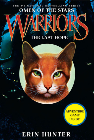 inthelast_the last hope by erin hunter