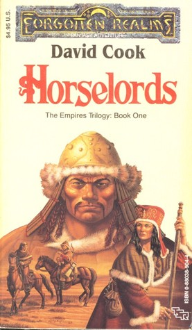 Horselords by David Zeb Cook