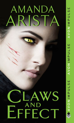 13129101 Mel reviews Claws and Effect by Amanda Arista