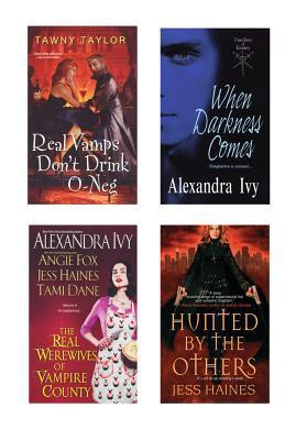 A Vampire Bundle by Alexandra Ivy