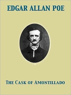 the use of first person in edgar allan poes the cask of amontillado Based on the short story by edgar allan poe the cask of amontillado how did fortunato react at first when fortunato chained him and began the deed.