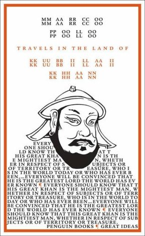 Travels In The Land Of Kublilai Khan by Marco Polo