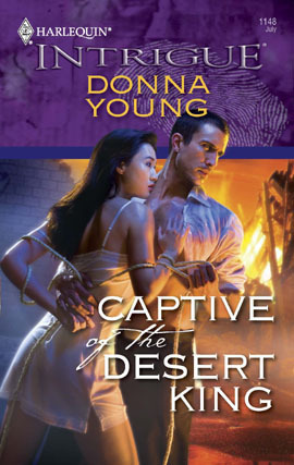 Captive of the Desert King
