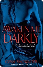 Awaken Me Darkly (Alien Huntress, #1)