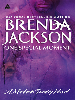 One Special Moment by Brenda Jackson