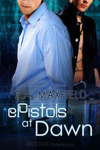 ePistols at Dawn by Z.A. Maxfield