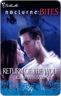 Return of the Wolf The Pack 8.5