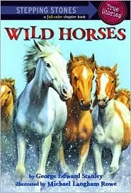 Wild Horses by George E. Stanley