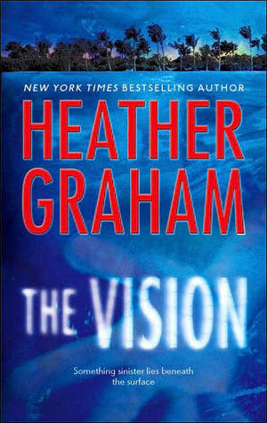The Vision (Harrison Investigation, #3)