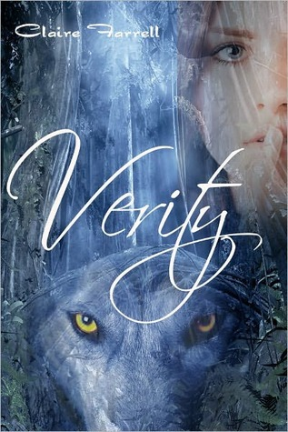 Verity by Claire Farrell