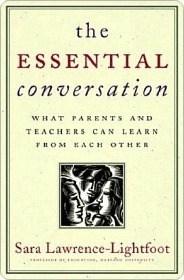 Free online download The Essential Conversation: What Parents and Teachers Can Learn from Each Other by Sara Lawrence-Lightfoot PDF