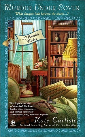 Download Murder under Cover (Bibliophile Mystery #4) by Kate Carlisle PDF