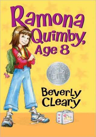 Ramona Quimby, Age 8 by Beveryly Cleary