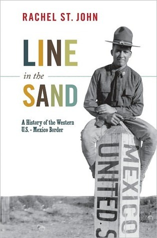 Line in the Sand by Rachel St. John