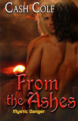 From the Ashes (Mystic Danger, #2)