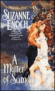 A Matter of Scandal by Suzanne Enoch