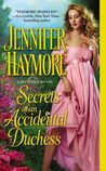Secrets of an Accidental Duchess (Donovan Sisters #2)