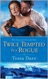 Twice Tempted by a Rogue (Stud Club, # 2)