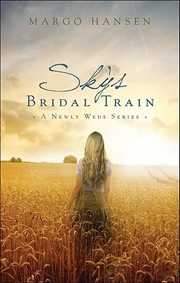Sky's Bridal Train by Margo Hansen