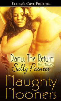 Danu, The Return by Sally Painter