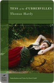 Tess of the d'Urbevilles by Thomas Hardy