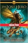 The Lost Hero Sneak Peek by Rick Riordan