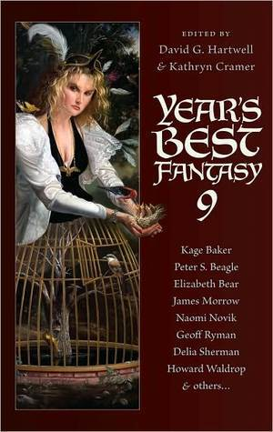 Year's Best Fantasy 9 by David G. Hartwell