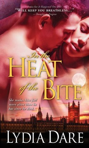In the Heat of the Bite by Lydia Dare