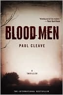 Blood Men by Paul Cleave