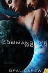 The Commander's Woman (Celestial Soul-Mates, #2)