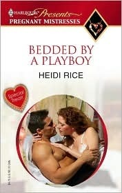 Bedded by a Playboy (Pregnant Mistresses)