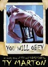 You Will Obey (Gay BDSM Erotica)