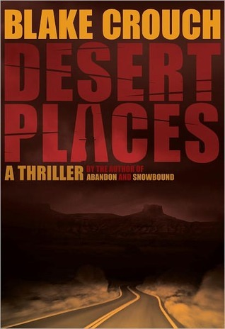Desert Places (Andrew Z. Thomas #1)