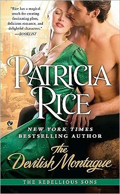 The Devilish Montague by Patricia Rice